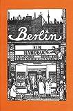 img - for Berlin: Ein Handbuch (German Edition) book / textbook / text book