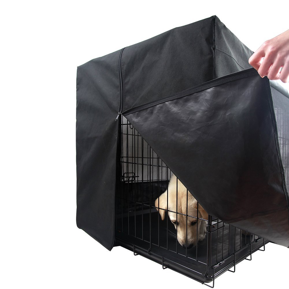 Petsfit Polyester Crate Cover for Wire Crates
