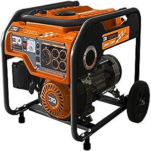ETQ TG32P31, 3200 Running Watts/3600 Starting Watts, Gas Powered Portable Generator