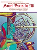 Sacred Duets for All - Trumpet/Baritone/Bassoon, , 0769217427