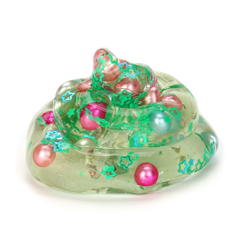 PLFUR Rainbow Colorful Styrofoam Decorativo Slime Beads DIY Craft para Crimey Slime (A): Amazon.es: Juguetes y juegos