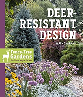 Book Cover: Deer-Resistant Design: Fence-free Gardens that Thrive Despite the Deer