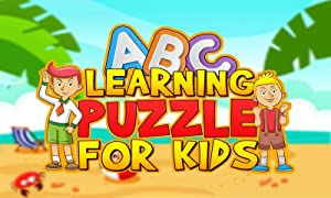 Learning ABC Puzzle For Kids by Kiddys Games