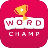 Word Champ - Free Word Games & Word Puzzle Games. Ad Free Word Game
