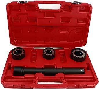 3tlg 30 35mm 35 40mm 40 45mm Axialgelenk Schlüssel Abzieher Spurstangen Werkzeug Beleuchtung