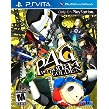 Persona 4 Golden - PlayStation Vita - Standard Edition