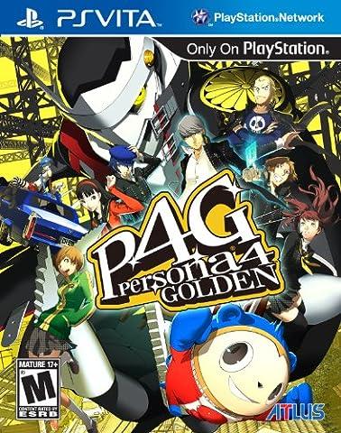 Persona 4 Golden - PlayStation Vita (7 Day To Die)