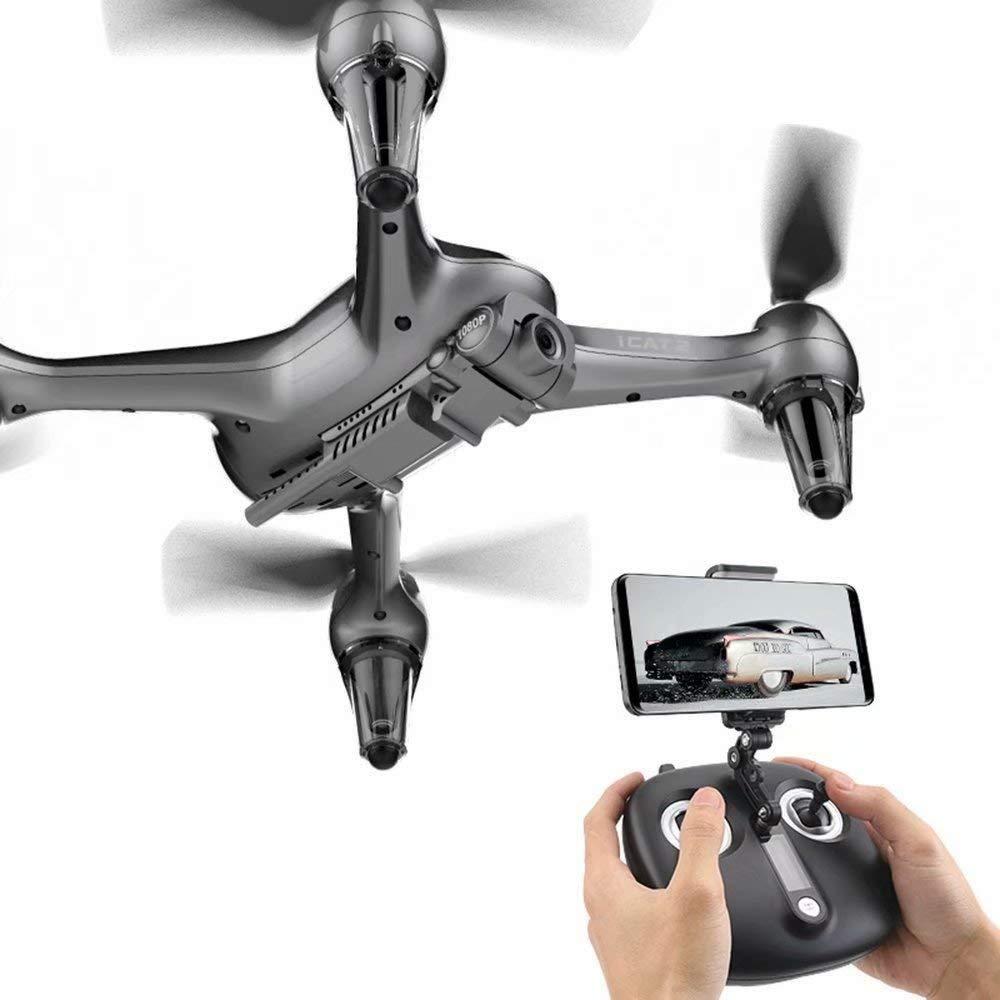 Nuevos productos de artículos novedosos. 20min Drone con Cámara Cámara Cámara HD 1080P, GPS Drone Video en Vivo con Motor-GPS sin Escobillas Regreso Inteligente a Casa, Sígueme, Control de Altitud, Batería de Alta Capacidad, Etc,UNA,20 Minutos  envio rapido a ti