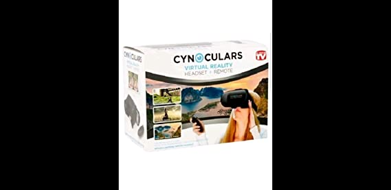 Hype Cynoculars Virtual Reality Headset