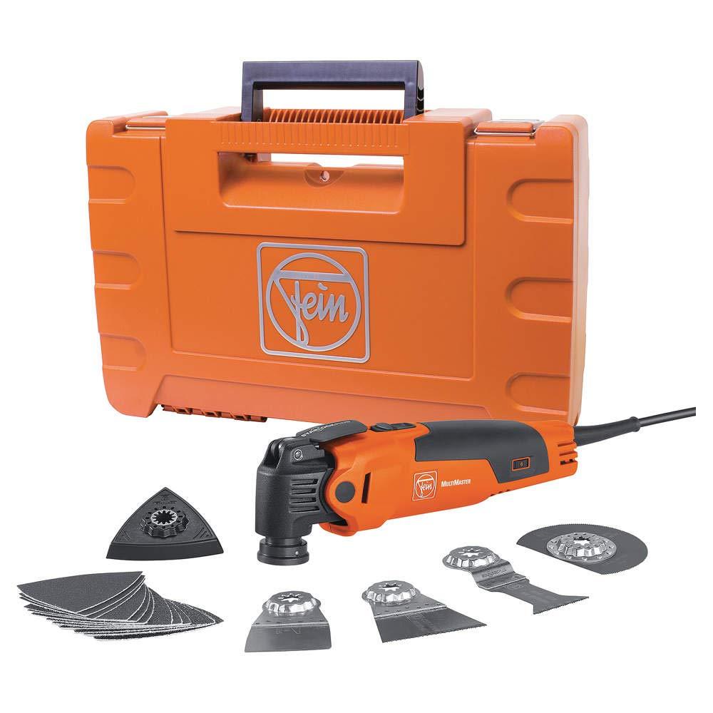 FMM 350QSL Quick Start Oscillating MultiMaster Tool Kit,3.6Amp