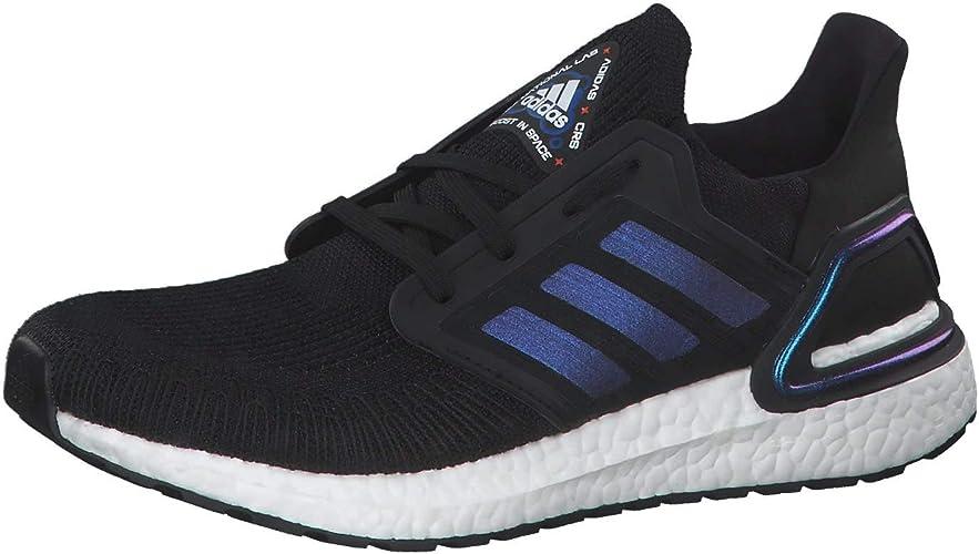 adidas Herren Ultra Boost 20 Turnschuhe Laufschuhe Sneaker Schuhe Marineblau