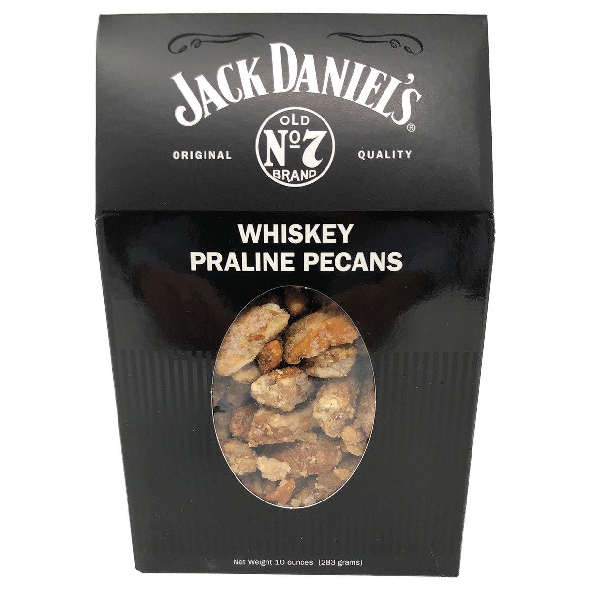 Jack Daniel's Whiskey Praline Pecans - 10 Ounce by Jack Daniels
