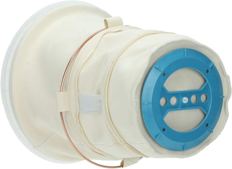 Spares2go - Filtro principal de algodón para aspiradora Nilfisk ...