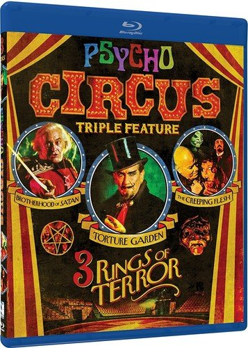 Psycho Circus: 3 Rings of Terror [Blu-ray]