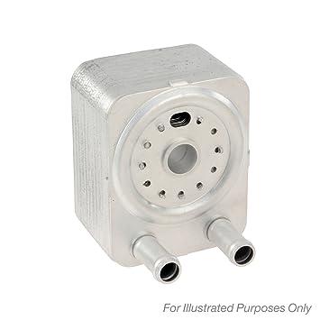 Nissens 90688 Radiador de Aceite, Aceite Motor
