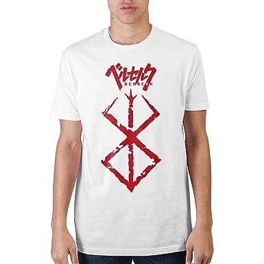 b0dea2cc4 Amazon.com: Bioworld Berserk Shirt Men's Brand of Sacrifice T-Shirt ...