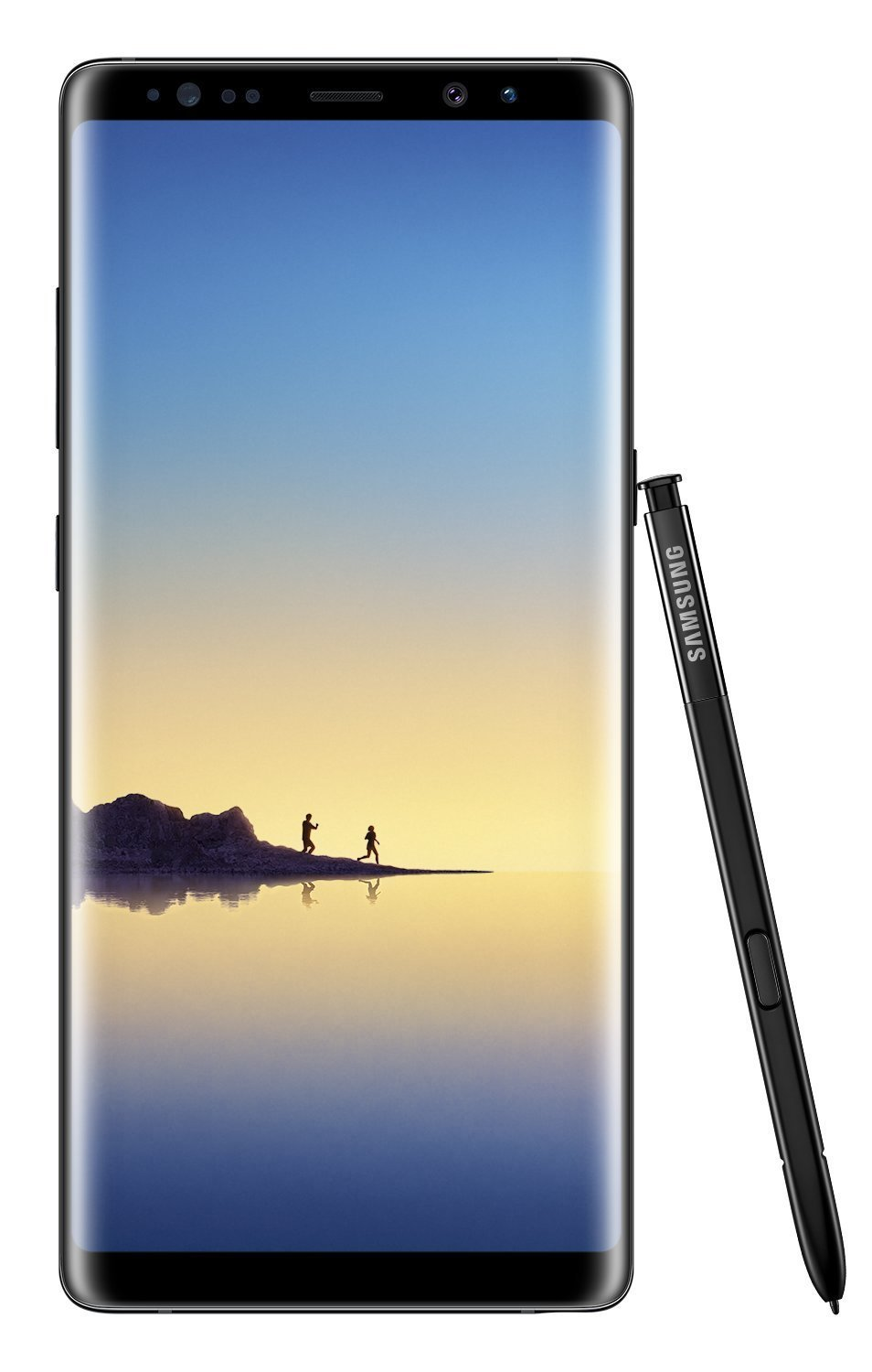 "Samsung Galaxy Note8 SM-N950F SIM Singola 4G (16 cm (6.3""), 6 GB, 12 MP, Android, 7.1.1, Nero)"
