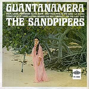 Sandpipers Guantanamera 7 Inch Vinyl 45 Amazon