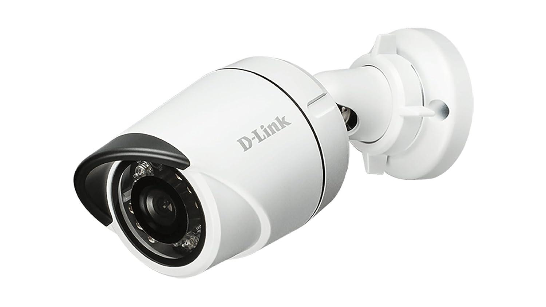 D-Link DCS-4701E IP security camera Interior y exterior Bala Color blanco: Amazon.es: Electrónica