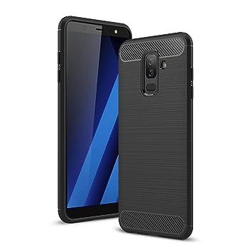 AILRINNI Carcasa Samsung A6 Plus 2018, Prémium Carcasa ...