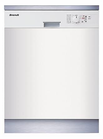 Brandt Vh915we1 Lave Vaisselle Encastrable 59 6 Cm 13
