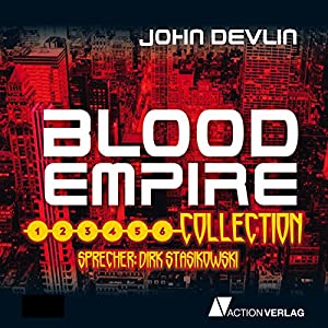 Blood Empire Hörbuch