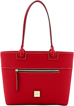 Dooney & Bourke Beacon Zip Smooth Leather Tote (various colors)