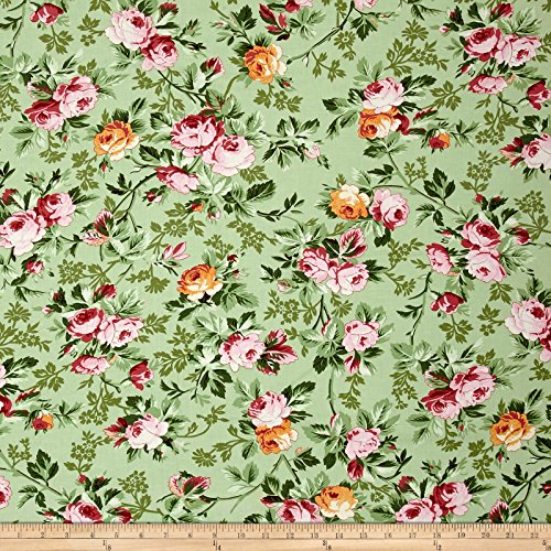 Fabric Traditions Verna Mosquera Autumn Grace Fall Garden Squash Yard
