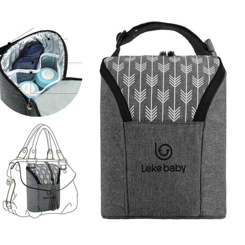 Baby Bottle Bag - Mommy Warming Bag for Feeding milk storage ice travel bag Gorgebuy