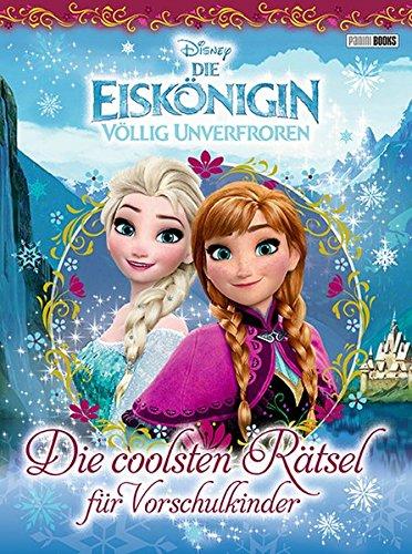 Disney Die Eiskönigin  Die Coolsten Rätsel Für Vorschulkinder