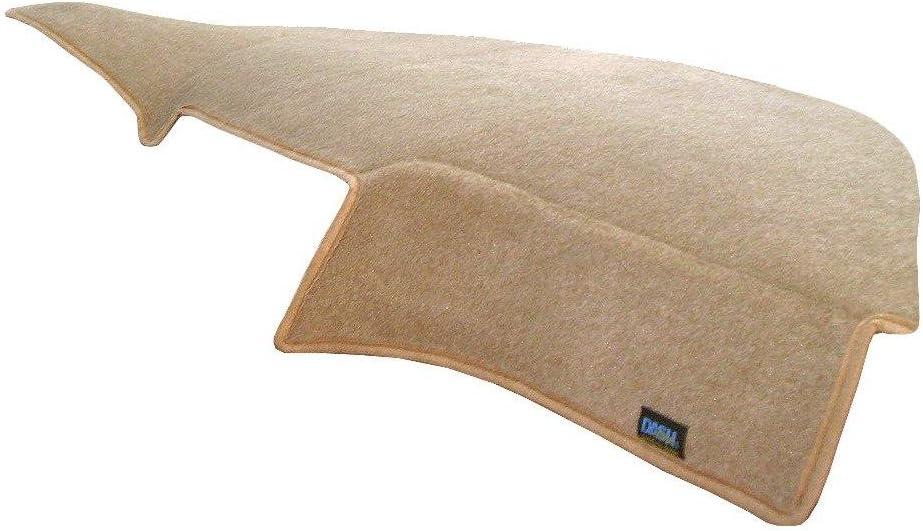 Dash Designs D1411-0CDN Dark Brown Carpet Dash Cover