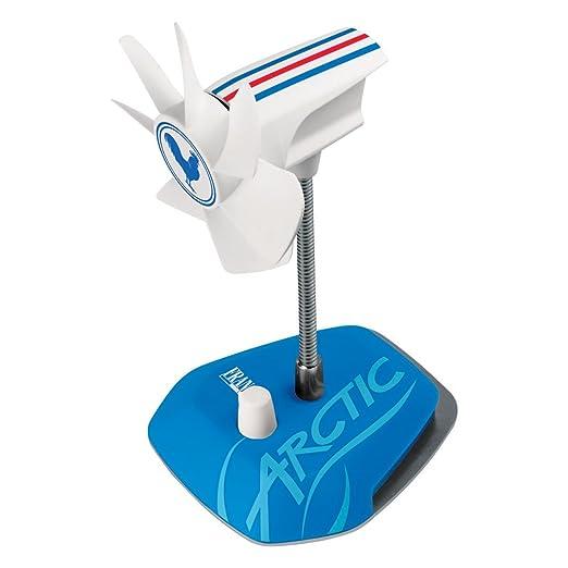 132 opinioni per ARCTIC Edizione nazionale- Francia- Ventilatore da tavolo USB con braccio