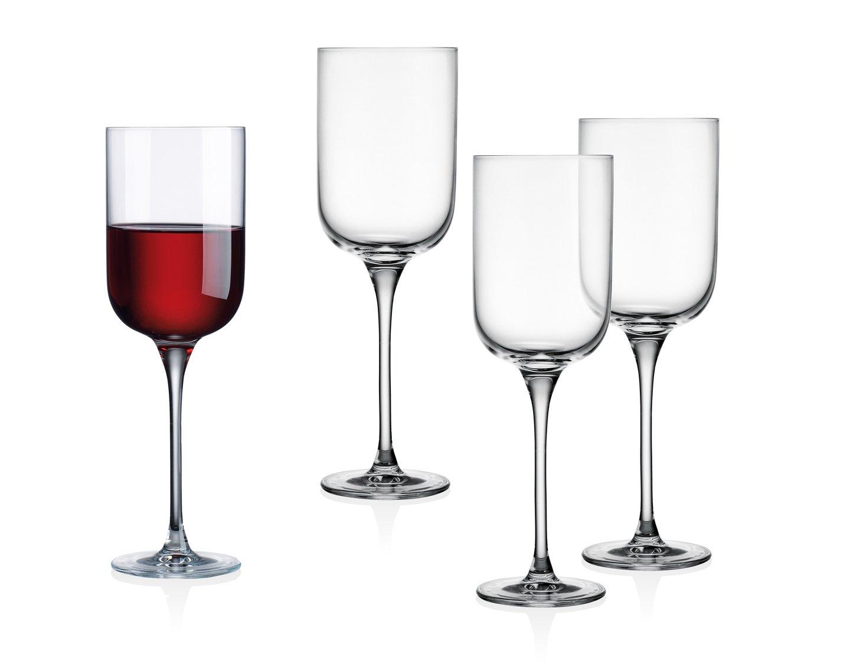 Godinger Linea Set/4 15oz Wine Goblets