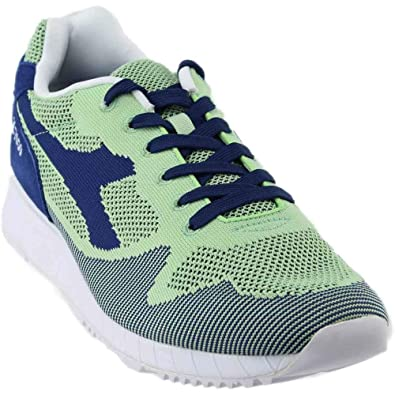 863a05c056 Diadora Mens V7000 Weave Running Athletic Shoes