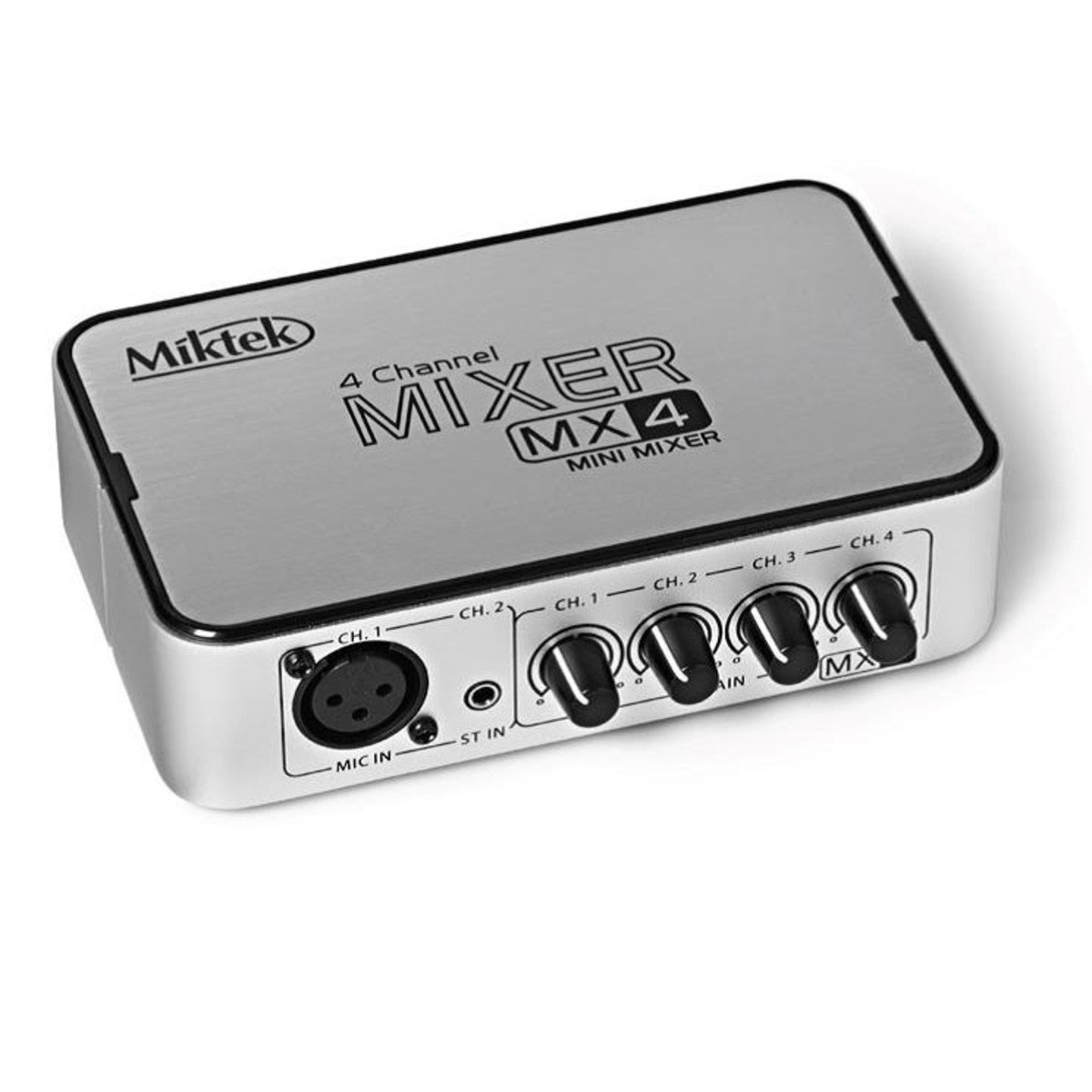 MIKTEK MX4 FOUR-CHANNEL MIXER by Mitek (Image #1)