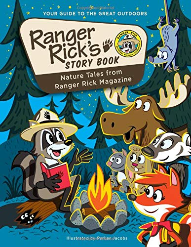 Ranger Rick's Storybook: Favorite Nature Tales from Ranger Rick Magazine