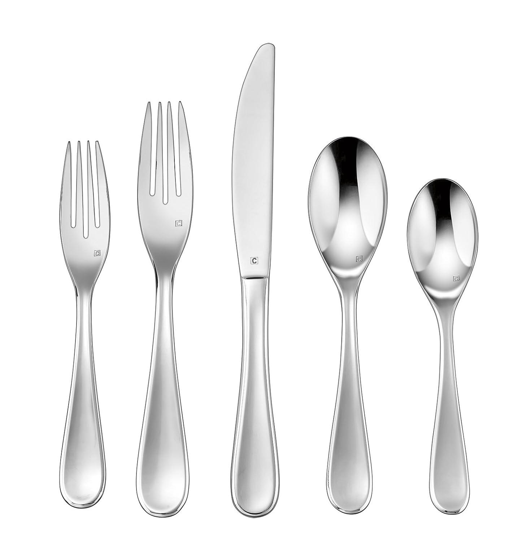 Cuisinart CFE-01-MA20 Set, Maree 20 piece flatware Silver