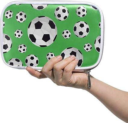 CPYang - Estuche para lápices, diseño de balón de fútbol: Amazon ...