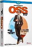 Coffret OSS 117 - Le Caire, nid d'espions + OSS 117- Rio ne répond plus [Blu-ray]