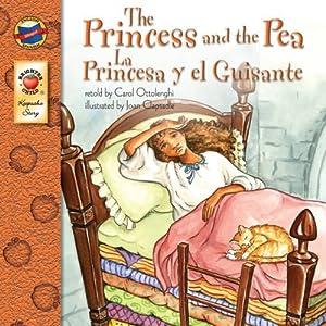 The Princess and the Pea | La Princesa y el Guisante (Keepsake Stories, Bilingual)