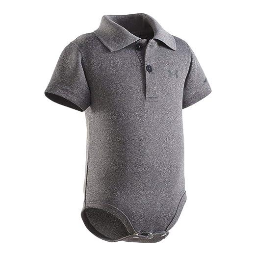 482607bb0b Under Armour Baby-Boys' Polo Bodysuit