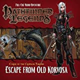 Pathfinder Legends: The Crimson Throne: 3.3 Escape from Old Korvosa
