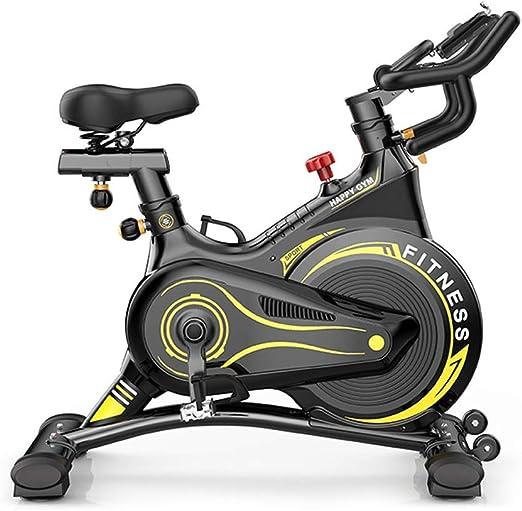 UNKB Bicicleta de spinning Inicio rodeado por plena bajos de ruido ...