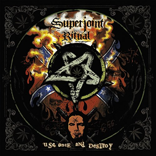 Superjoint Ritual - Use Once & Destroy