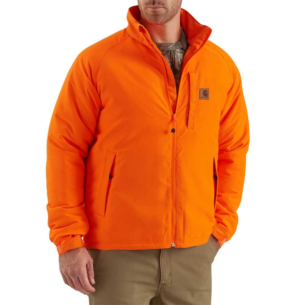 Carhartt Men's 102699 8 Point Jacket - X-Large - Hunter Orange by Carhartt