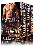 BEARED the New Orleans Bears Series Boxed Set: BBW Werebear Billionaire Romance