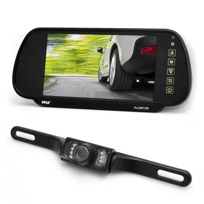 Reverse camera for car