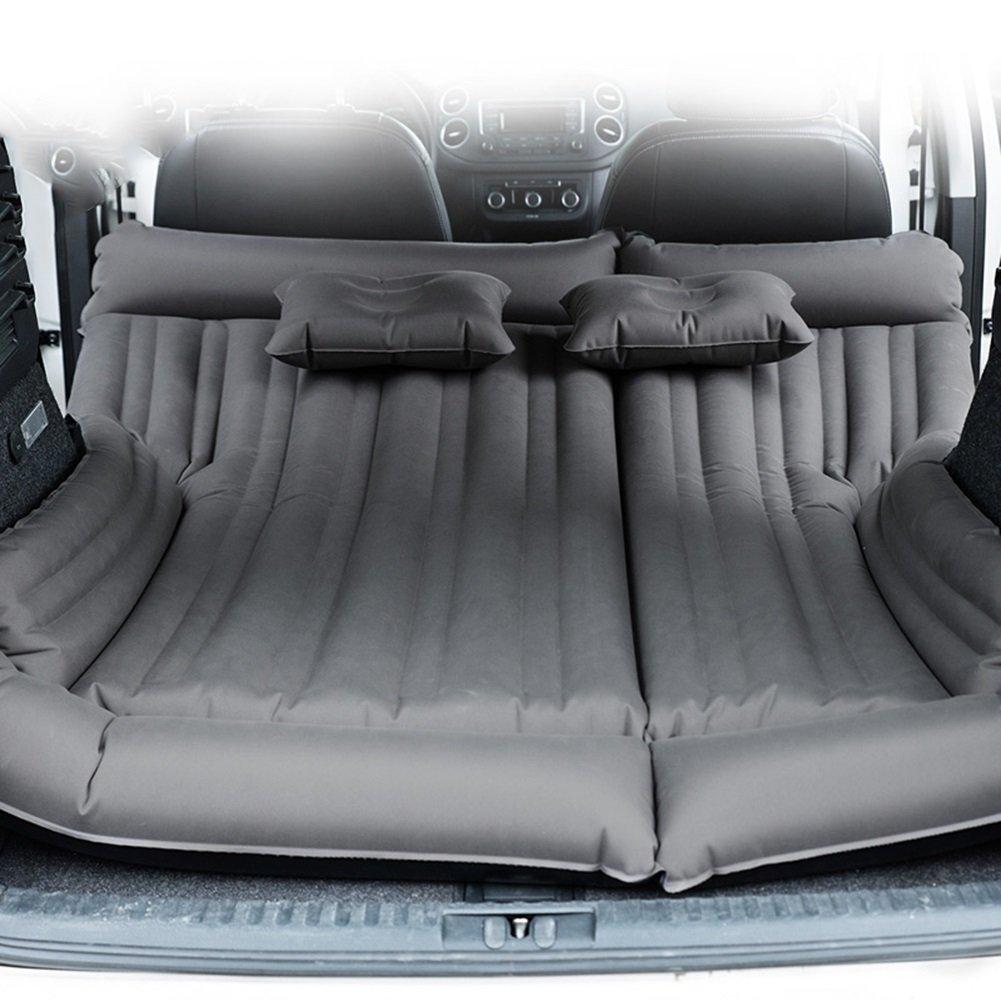 Luftmatratzen Doppeltes Größen-Auto-bewegliches Kissen-Luft-Bett Multifunktionales Schwarzes Kampierendes Reise-tragbares Hochleistungs-Kissen