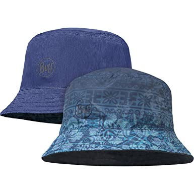 e99a58e61 Buff Bucket Hats, One Size, Polynesian Blue at Amazon Men's Clothing ...