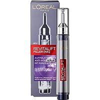 L'Oréal Paris Hyaluron Serum, vitalift fyllmedel, anti-aging serum, anti-rynkor och volym, med hyaluronsyra, 16 ml